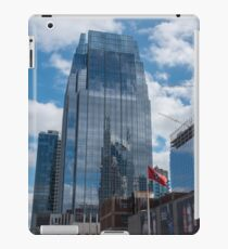 Reflection of Music City iPad Case/Skin