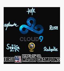 Cloud 9 - First NA CS:GO Major Champions Photographic Print