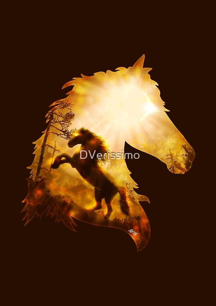 Wild Spirit by DVerissimo