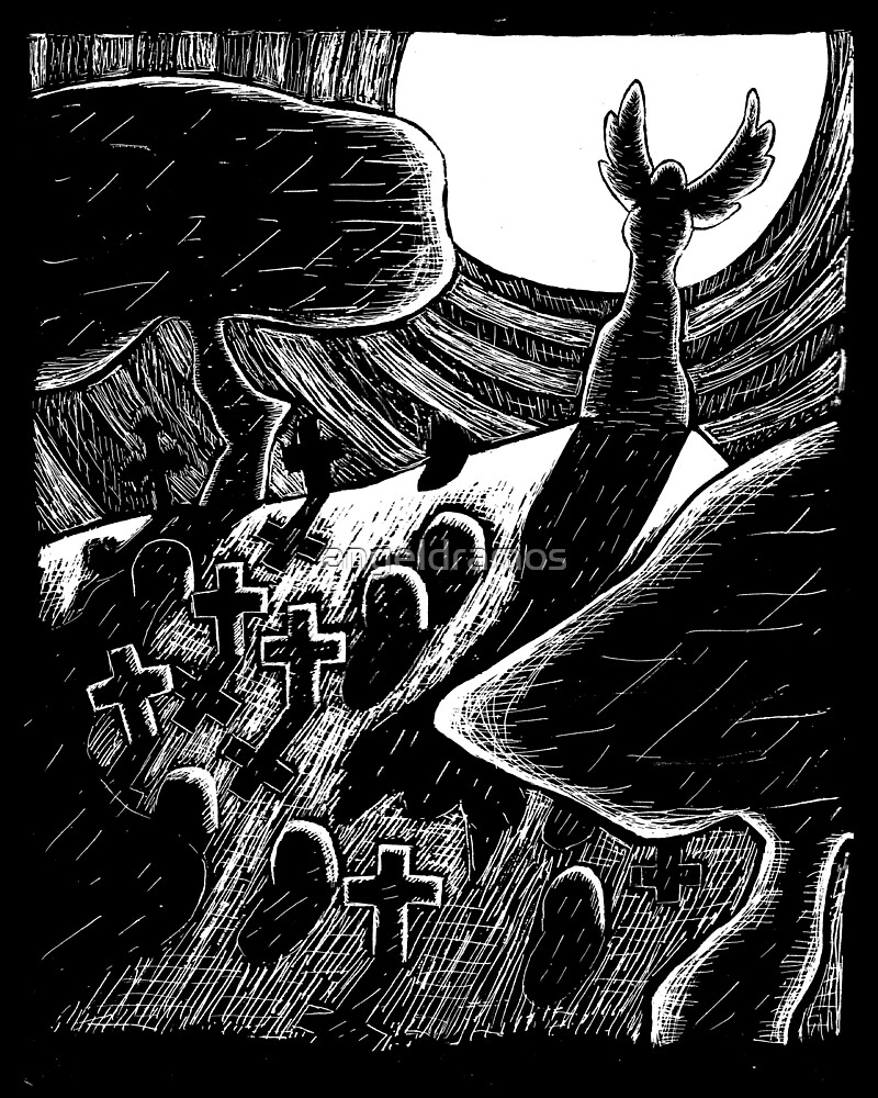 Grave Time by angeldramos