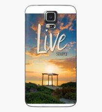 Live Laugh Love - Give Back to Nature Case/Skin for Samsung Galaxy