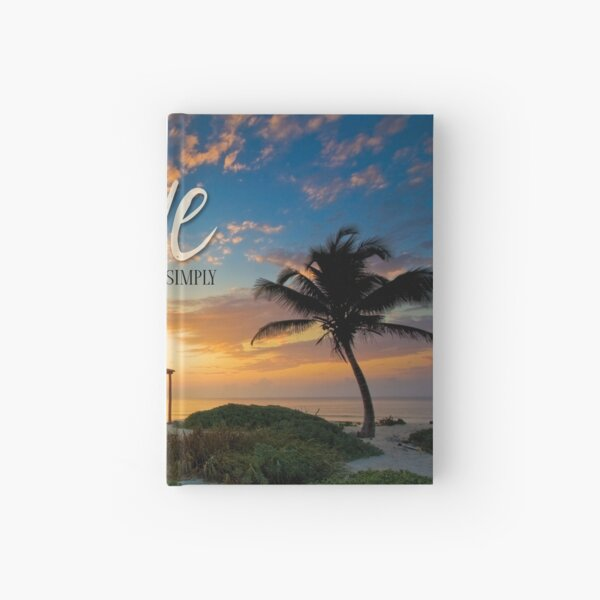Live Laugh Love - Give Back to Nature Hardcover Journal