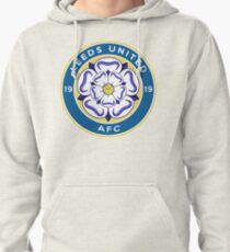 Alternative Leeds United Badge Pullover Hoodie