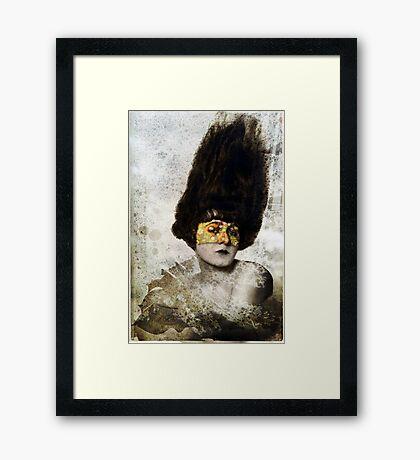 Portrait 03 Framed Print