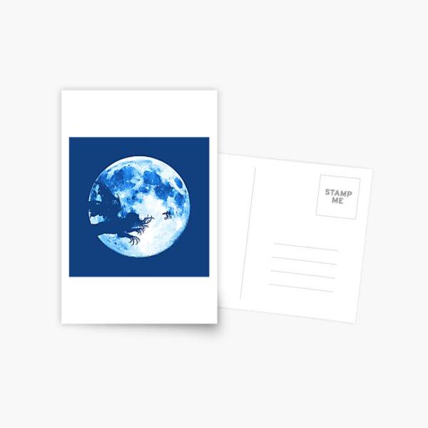 Cthulhu l'extraterrestre Carte postale