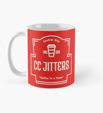 CC Jitters - Coffee In A Flash Mug