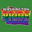 State Pride: Washington by technoqueer