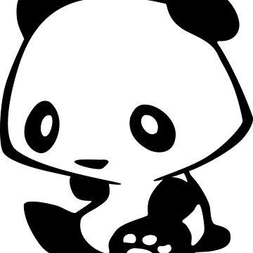 Panda - Kawaii by no-doubt