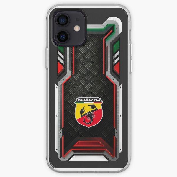 Fiat Abarth iPhone Soft Case
