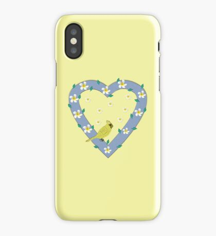Spring is Coming! iPhone Case