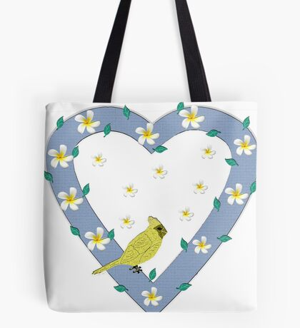 Spring is Coming! Tote Bag