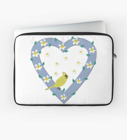 Spring is Coming! Laptop Sleeve