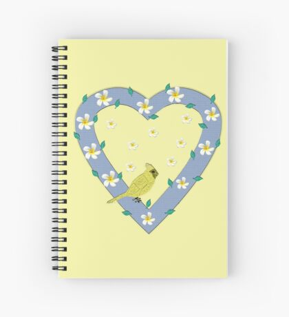 Spring is Coming! Spiral Notebook