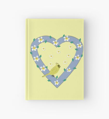 Spring is Coming! Hardcover Journal