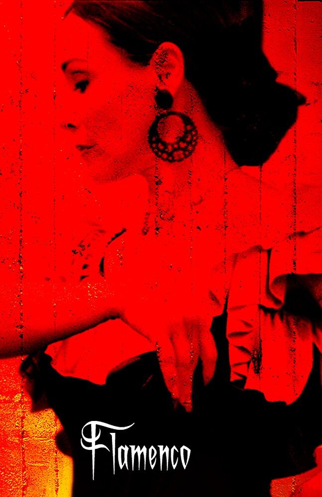 flamenco by darkvampire