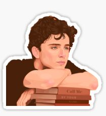 Call Me By Your Name Sticker
