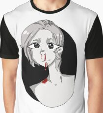 Bloody Nose Graphic T-Shirt