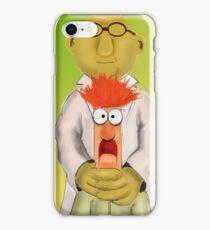Bunsen and Beaker iPhone Case/Skin