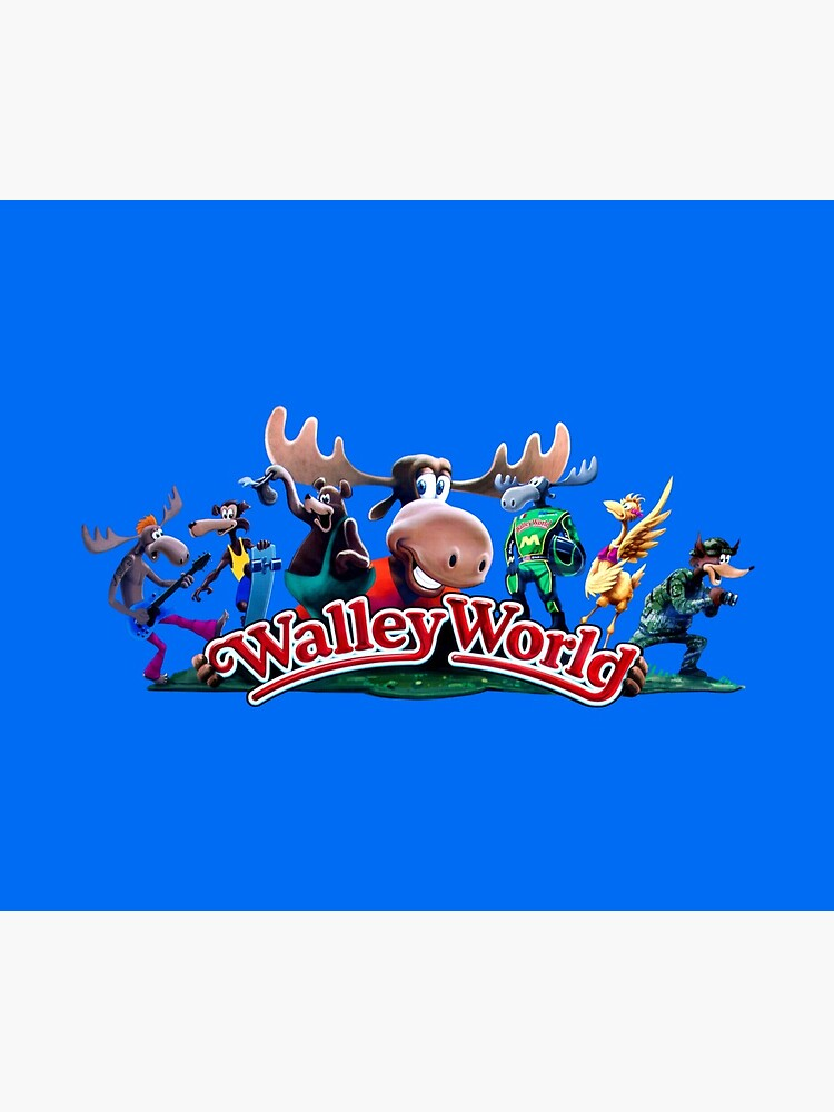 National Lampoons Vacation - Wally World by UnconArt