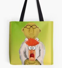 Bunsen and Beaker Tote Bag