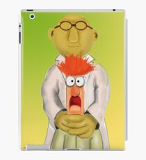 Bunsen and Beaker iPad Case/Skin