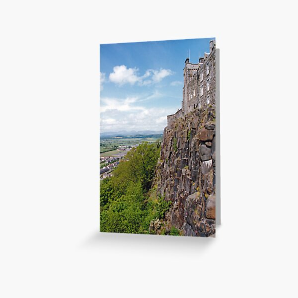 Sterling Castle Greeting Card