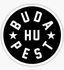 Budapest - Hungary Sticker