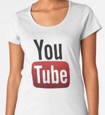 Youtube Women's Premium T-Shirt