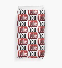 Youtube Duvet Cover