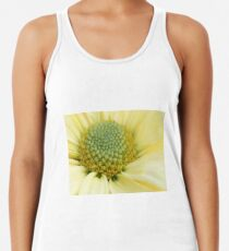 Yellow Flower Women's Tank Top