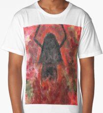 Fire Long T-Shirt