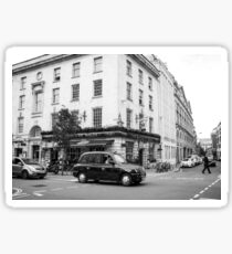 The Prince of Wales Pub - © Doc Braham; All Rights Reserved. Sticker