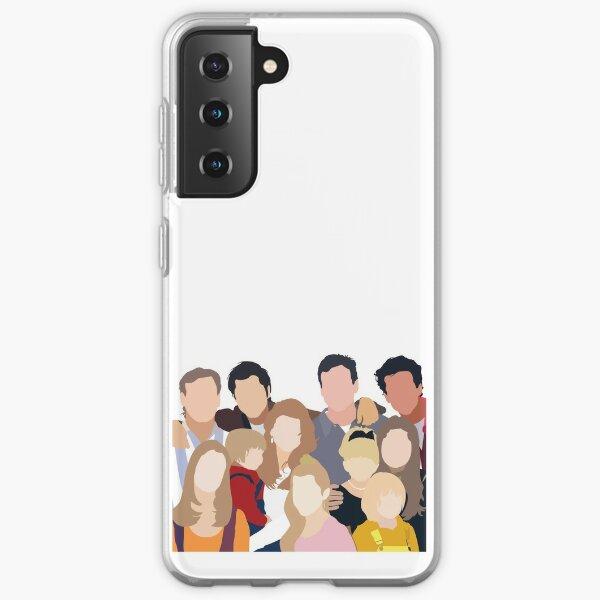 Full House Samsung Galaxy Soft Case