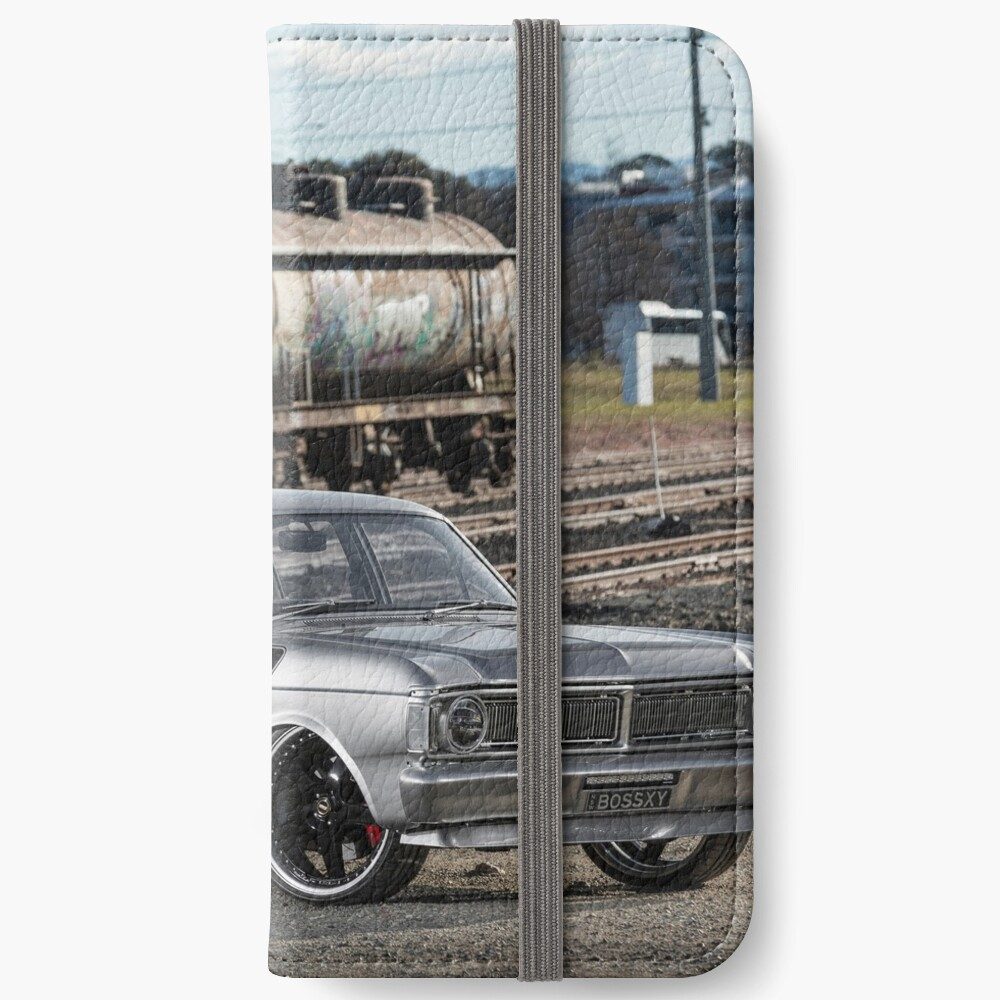 Steve Santos' XY Ford Falcon iPhone Wallet