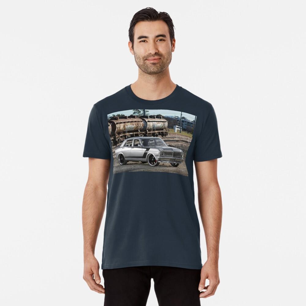 Steve Santos' XY Ford Falcon Premium T-Shirt