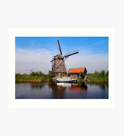 About Holland 1 Art Print