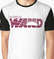 Georgia WAND Collectibles Graphic T-Shirt