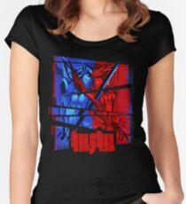 Satsuki vs Ryuko Women's Fitted Scoop T-Shirt