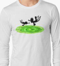 Rick & Morty Long Sleeve T-Shirt