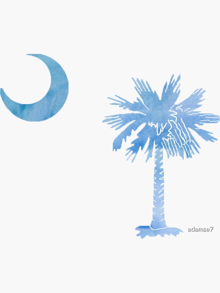 Bandera de carolina del sur de adamse7