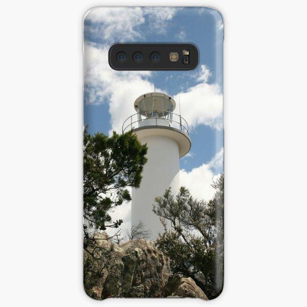 The Light House near Coles Bay, Tasmania Samsung Galaxy Snap Case