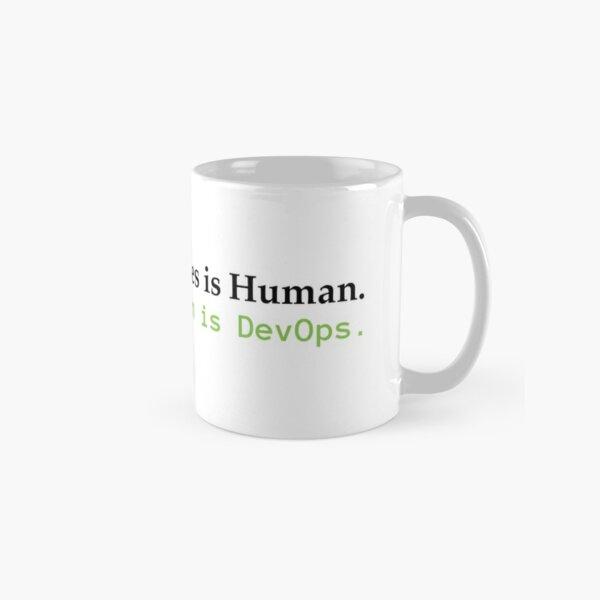 Making Mistakes Classic Mug