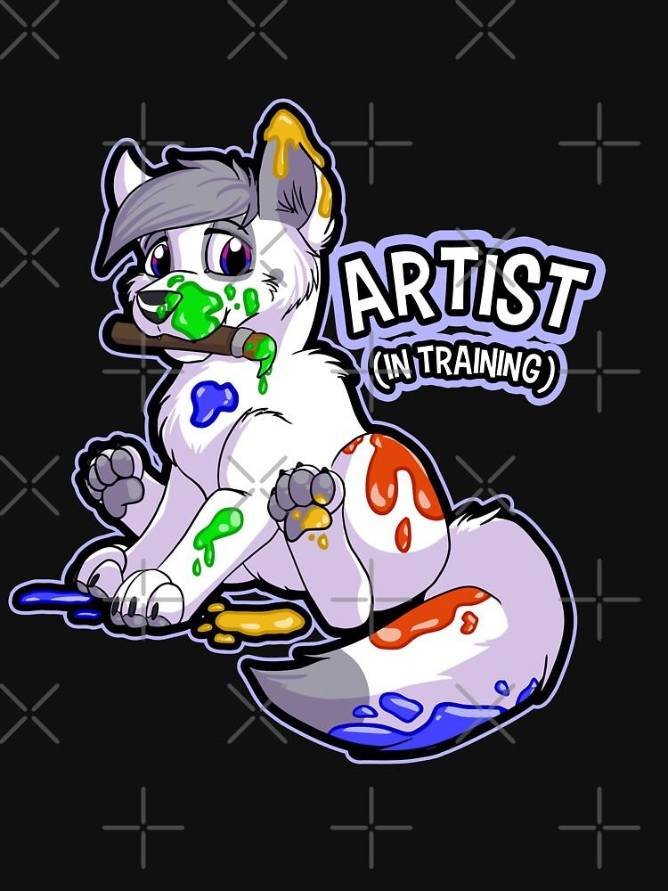 Artista (en entrenamiento) de Adezu