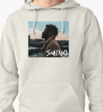 Smino Rooftop Graphic Pullover Hoodie