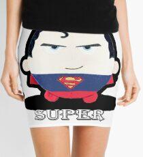 Super heroes Mini Skirt