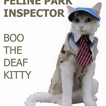 Feline Park Inspector by BootheDeafKitty