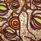 detail of Claustrophobic Dementia by Caper
