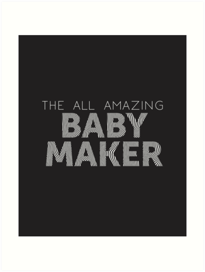 all amazing baby maker pregnancy announcement tee