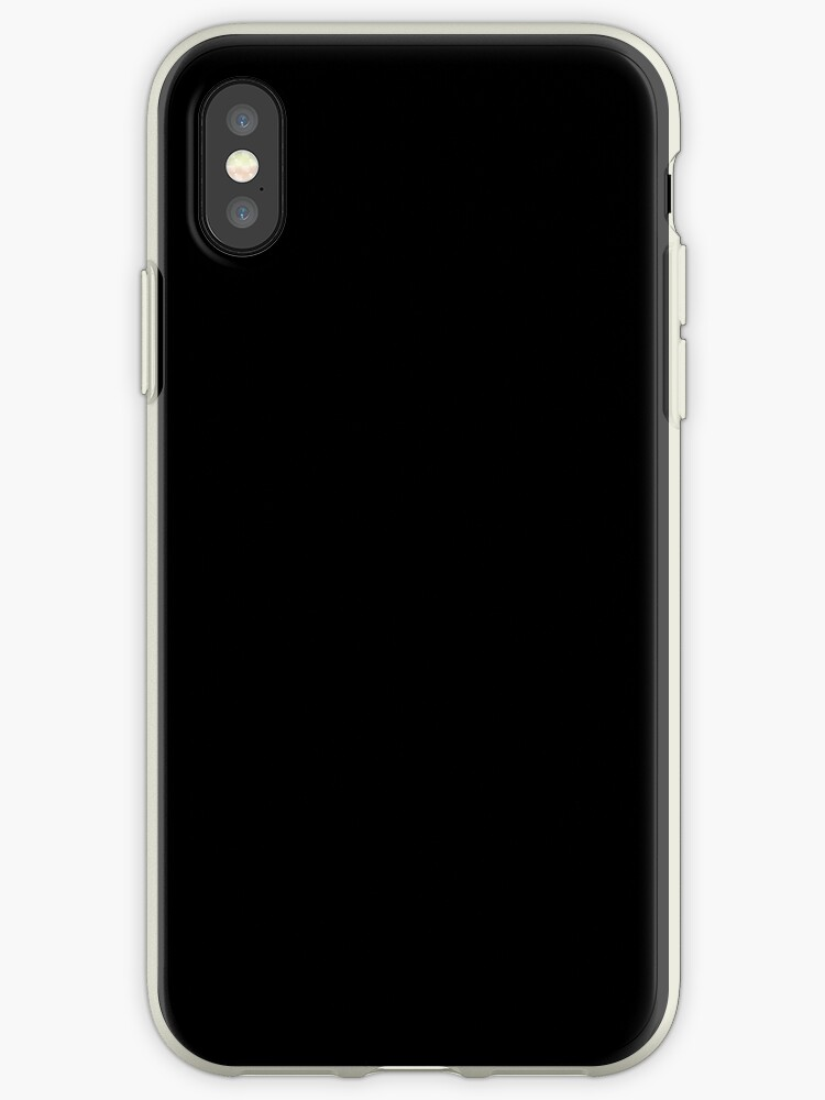 Plain Solid Black by astudent