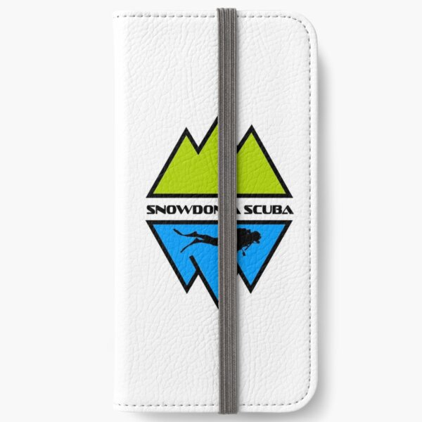 'SUBLIME' SNOWDONIA SCUBA iPhone Wallet